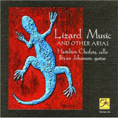 Lizard Music & other arias