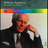 Wilhelm Backhaus: Decca Beethoven Sonatas