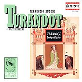 Busoni: Turnadot