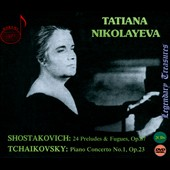 Shostakovich: 24 Preludes & Fugues; Tchaikovsky: Piano Concerto No. 1 [Includes DVD]