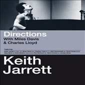 Keith Jarrett: Directions: With Miles Davis & Charles Lloyd [DVD]