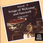 Purcell: Songs of Welcome and Farewell
