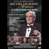 Michel Legrand: 50 Years of Music & Movies