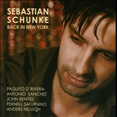 Paquito d'Rivera/Sebastian Schunke: Back In New York