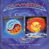 Gamma Ray: Insanity and Genius/Land of the Free