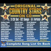 Various Artists: Original Country Stars On CD [Box]