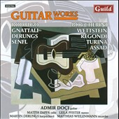 Guitar Works / Admir Doci, guitar