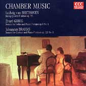 Chamber Music - Beethove, Brahms, Grieg