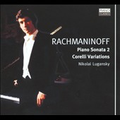 Rachmaninov: Piano Sonata No. 2;