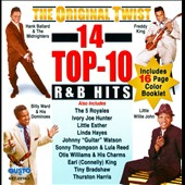 Various Artists: The Original Twist: 14 Top-Ten R&B Hits