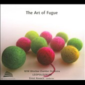 Art of the Fugue / works by Mozart, Schumann, Reinecke, Eisler, Britten, Purcell, et al.