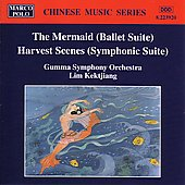 Chinese Music Series -The Mermaid, Harvest Scenes/ Kektjiang