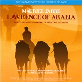 Maurice Jarre: Lawrence of Arabia, complete score