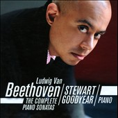 Beethoven: The Complete Piano Sonatas / Stewart Goodyear, piano [10 CDs]