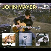 John Mayer (Adult Alternative): Room for Squares/Heavier Things/Continuum [Box]