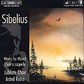 Sibelius: Works for Mixed Choir / Riska, Jubilate Choir
