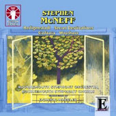 Stephen McNeff: Heiligenstadt; Secret Destinations; Sinfonia; Weathers / Sournemouth SO & Chorus