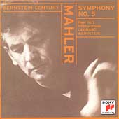 Bernstein Century - Mahler: Symphony no 5 / New York PO