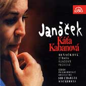 Jan&#225;cek: K&#225;t'a Kabanov&#225; / Mackerras, Benackov&#225;, Straka, etc