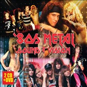 Various Artists: '80s Metal: Sound & Vision [Box]