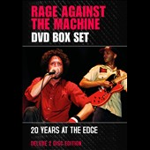 Rage Against the Machine: 20 Years At The Edge