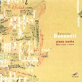 Bussotti: Piano Works / Martine Joste