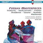 Russian Masterpieces / Järvi, Scottish National Orchestra