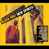 Various Artists: Black Fire! New Spirits! Radical and Revolutionary Jazz in the USA: 1957-82
