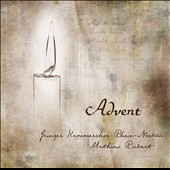 Advent - works by Ludwig Bohme, James MacMillan, Ole Schutzler, Morten Lauridsen, Bob Chilcott, Arvo Pärt, William Byrd, Brahms et al. / Junger Kammerchor Rhein-Neckar, Mathias Rickert