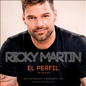 Ricky Martin: The Profile [Box]