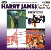 Harry James/Harry James Orchestra: Four Classic Albums Plus