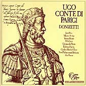 Donizetti: Ugo, Conte di Parigi / Francis, Arthur, Jones