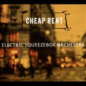 Erik Jekabson/Electric Squeezebox Orchestra: Cheap Rent [Digipak]