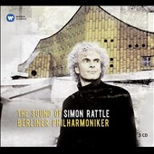 The Sound of Simon Rattle - Works by Various Composers / Berliner Philharmoniker, Sir Simon Rattle