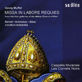 Georg Muffat: Missa in Labore Requies from the four galleries of the Abbey Church of Muri