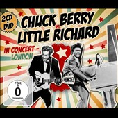 Chuck Berry/Little Richard: Chuck Berry vs. Little Richard