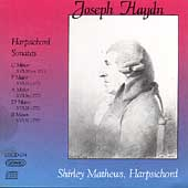 Haydn: Harpsichord Sonatas / Shirley Mathews