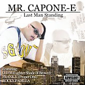 Mr. Capone-E: Last Man Standing [PA]