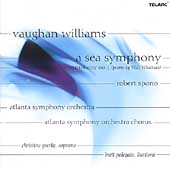 Vaughan Williams: A Sea Symphony / Spano, Goerke, et al