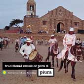 Various Artists: Traditional Music of Peru, Vol. 8
