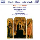Byrd: Mass for Four Voices, Mass for Five Voices / Summerly
