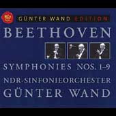 Wand Edition - Beethoven: Symphonies 1-9 / Wand, et al