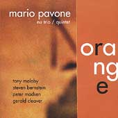 Mario Pavone: Orange
