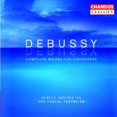 Debussy: Complete Works for Orchestra / Yan Pascal Tortelier