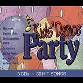 Kid's Dance Express: Kids' Dance Party [BMG Special Products Box Set]