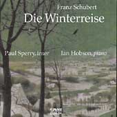 Schubert: Winterreise / Paul Sperry