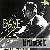 Dave Brubeck: Jazz Biography Series