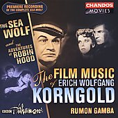 The Film Music of Erich Wolfgang Korngold / Gamba