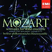 Mozart: Serenades for Wind Ensemble / Berlin PO WInds