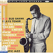 Bud Shank: Plays Tenor